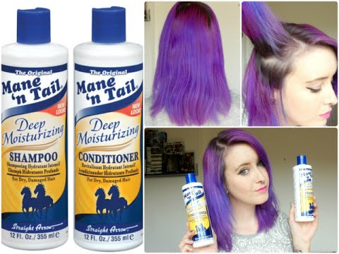 42-Mane n Tail Hair Conditioner Review